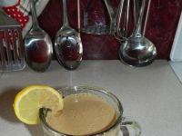 Cytrynowa orzeźwiająca kawa