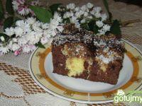 Czarnuszek serowo-kokosowy