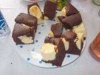 Czekoladowa rozkosz z serem