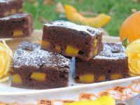 Czekoladowo-dyniowe ciasto