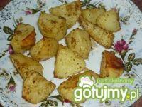 Czosnkowe ziemniaczki pieczone