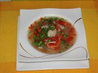 Delikatna zupa z indyka