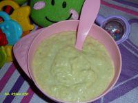 Deserek: Jabłko z bananem, awokado i jogurtem