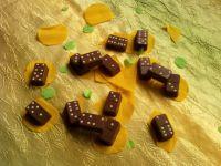 Domino z nadzieniem o smaku coli