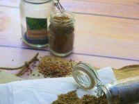 Domowa ziołowa sól