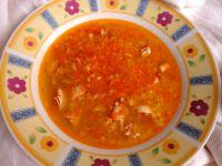 Domowa zupa krupnik