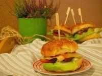Domowe hamburgery