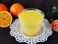 Domowy orange curd