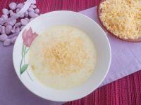 Duńska zupa serowo-porowa