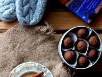 Dyniolada- dyniowa gorąca czekolada - Gorąca dyniowa czekolada na rozgrzewkę w chłodne dni