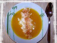 Dyniowa z ryżem i kokosowa nutą