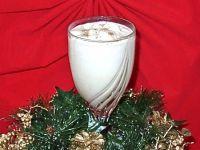Eggnog - świąteczny napój z alkoholem