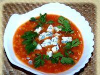 Ekspresowa zupka soczewicowa.