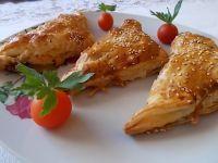 Francuskie z kurczakiem i wędzonym serem