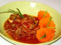 Golonka w pomidorach