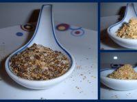 Gomashio - japońska sól sezamowa