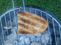 Grzanki z grilla