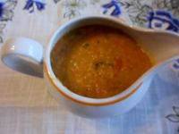 Gulasz warzywny z soczewicą