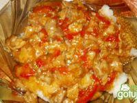 Gulasz wieprzowy z papryką wg elki