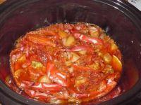 Gulasz wieprzowy z ziemniakami -wolnowar