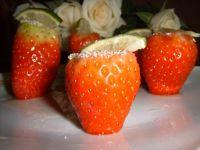 Imprezowe truskaweczki