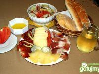 Istarski taler - przekąski z Istrii