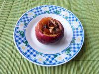 Jabłka zapiekane z orzechami