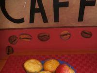 Jabłkowo kokosowe muffinki