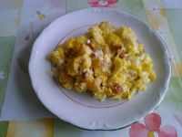 Jajecznica po wiejsku