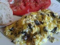 Jajecznica z kanią