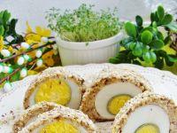Jajka w laskowej skorupie