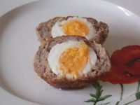 Jajko ukryte w mielonym