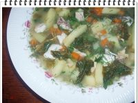 Jarmużowa zupa Eli