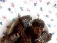 Kakaowe ciasto bez jaj