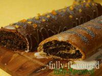 Kakaowy makowiec i jego klasyczna wersja