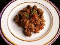 Karkówka z ryżem