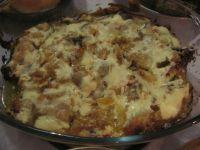 Karp zapiekany z serem