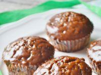 Kawowo - czekoladowe muffinki