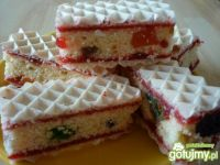 Keksowe ciasteczka w andrutach