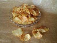 Klasyczne chipsy domowe - solone