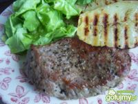 Klasyczny stek z polędwicy wołowej