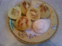 Kluseczki z bananami