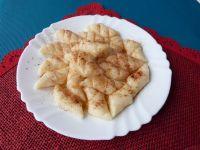 Kluseczki ziemniaczano-serowe z kaszą manną
