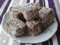 Kokosanki czekoladowe