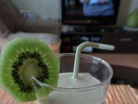 Koktajl z Chałwą i owocami