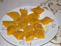 Kopytka marchewkowe