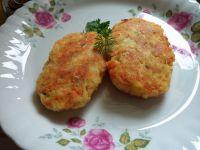 Kotleciki z warzyw