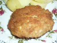 Kotlety mielone z cebulką i przyprawami
