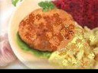 Kotlety z mięsa mielonego