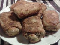 Krokiety z mięsem kurczaka